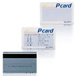 """P-card"" System - Magnetic paper prepaid card  (first in Japan)"