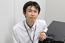 Kiyoaki Kobayashi , Product Planning Department, Product Management Division, Marketing Management Office, International Business