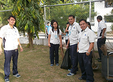 GLORY (Philippines), Inc. conducting weekly cleanups