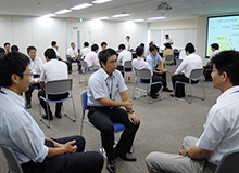 Mental health training at the Tokyo Regional Office